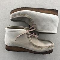 Clark's wallabee classic boots