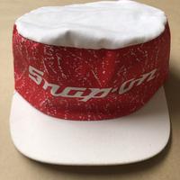 Snap on engineer cap