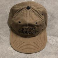 Stussy service panel cap
