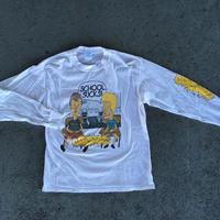 MTV Beavis and Butthead  Long  t shirt