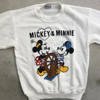 Dead stock Mickey n Minnie sweatshirt