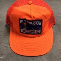 Vintage tracker hat