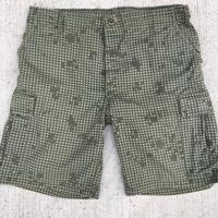 Night camouflage shorts