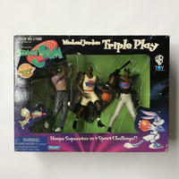 SPACE JAM M.J Triple play set