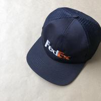 FedEx 6 panel mesh cap