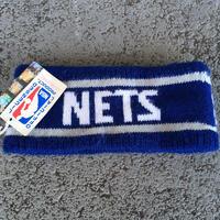 NBA New Jersey Nets Knit Headband