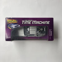 Back to the future Delorian time machine