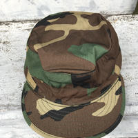 89' US ARMY WOODLAND CAMOUFLAGE  FIELD CAP