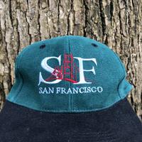 San Francisco Souvenir CAP