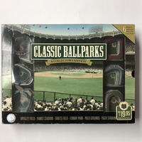 MLB classic Ballparks n Book set