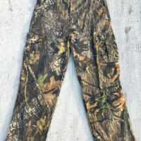 Realtree camp cargo pants