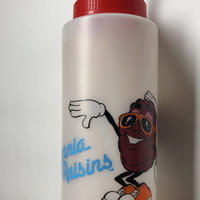 California Raisins water bottle