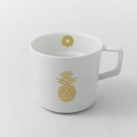 パイナップル 有田焼マグカップ