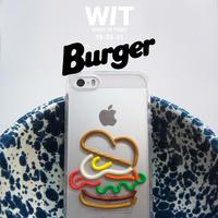 hamburger スマホケース/iphoneケース