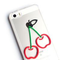 cherry スマホケース/iphoneケース