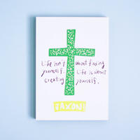 JAXON!/Illustrator SIZE:A5
