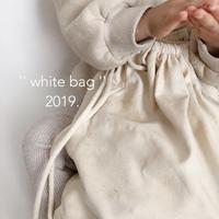 white bag 2019.