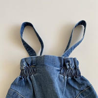 2way denim skirt