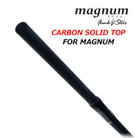 "Carbon Solid Top for ""magnum"" [替え穂先]"