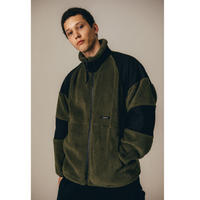 nuterm / Mil. Fleece Blouson