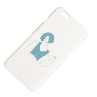 IPHONE XR CASE / WHITE