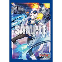 ミニスリーブコレクション カードファイト!! ヴァンガード overDress『極光戦姫 セラス・ホワイト』