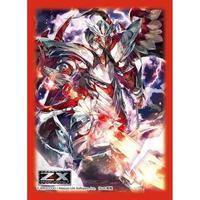 キャラクタースリーブコレクション プラチナグレード Z/X -Zillions of enemy X - 「皇帝竜ロードクリムゾン」【BR-151】