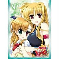 キャラクタースリーブコレクション 魔法少女リリカルなのはViVid 「ヴィヴィオ&フェイト」【BR-128】