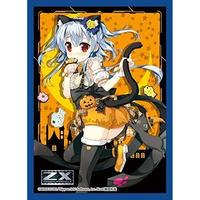 キャラクタースリーブコレクション プラチナグレード Z/X -Zillions of enemy X- 「各務原あづみ (ハロウィン)」 【BR-59】
