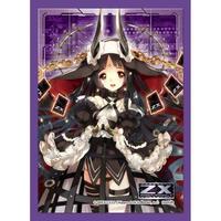 キャラクタースリーブコレクション Z/X -Zillions of enemy X- 「黒の竜の巫女 バラハラ」【BR-16】