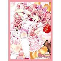 キャラクタースリーブコレクション E☆2 かみやまねき 「pink」【BR-130】