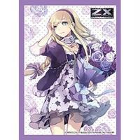 キャラクタースリーブコレクション Z/X -Zillions of enemy X - 「上柚木綾瀬 (花) 」【BR-111】