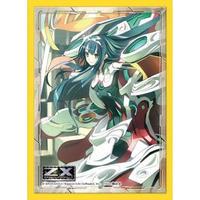キャラクタースリーブコレクション Z/X -Zillions of enemy X- 「イヴィルベイン ケィツゥー」【BR-19】