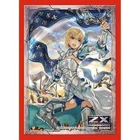 キャラクタースリーブコレクション Z/X -Zillions of enemy X- 「希望の光ジャンヌダルク」【BR-185】