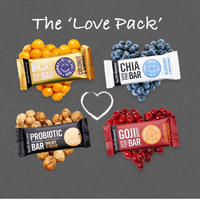The Love Pack - 4 Bar Gift Pack (送料無料4本入りギフトセット )