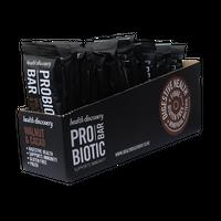 【送料無料】プロバイオティックバー くるみとカカオ Probiotic Bar - Walnut & Cacao (20個入りパック)