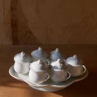 Cream Pot Set