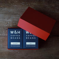 W&H COFFEE / GIFT SET 2種