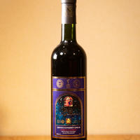 "TOVUZ 赤ワイン Red Grape semi sweet wine ""Leili and Majnun"""
