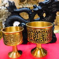 銅製水杯(中サイズ)