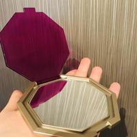 キレイに写る八角鏡