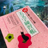 【おうち時間】20日で驚くほど上達 美文字練習帳