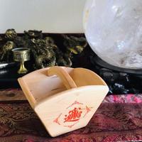 【1111企画】桃の木入れ物(小)