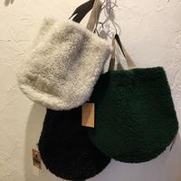 coldbreaker woolボアトートバッグ