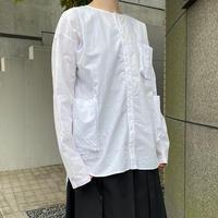 (g)/グラム タイプライタークロスパジャマシャツ