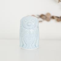 【青山窯】Amabie(アマビエ)水青磁