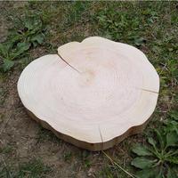 薪割り台 切り株 ひのき 丸太 約31x29cm 厚さ約4cm
