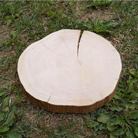 薪割り台 切り株 ひのき 丸太 約28x26cm 厚さ約3cm
