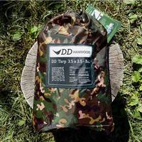 DDHammocks DDタープ 3.5x3.5  MC マルチカモ DDハンモックス社