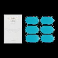 【SLIMPAD】 スリムパッド シックス 替えゲルパッド 6枚入り